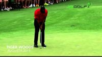 【The Geometry of GOLF】 8. The Geometry of putting  (3) Don't move your head