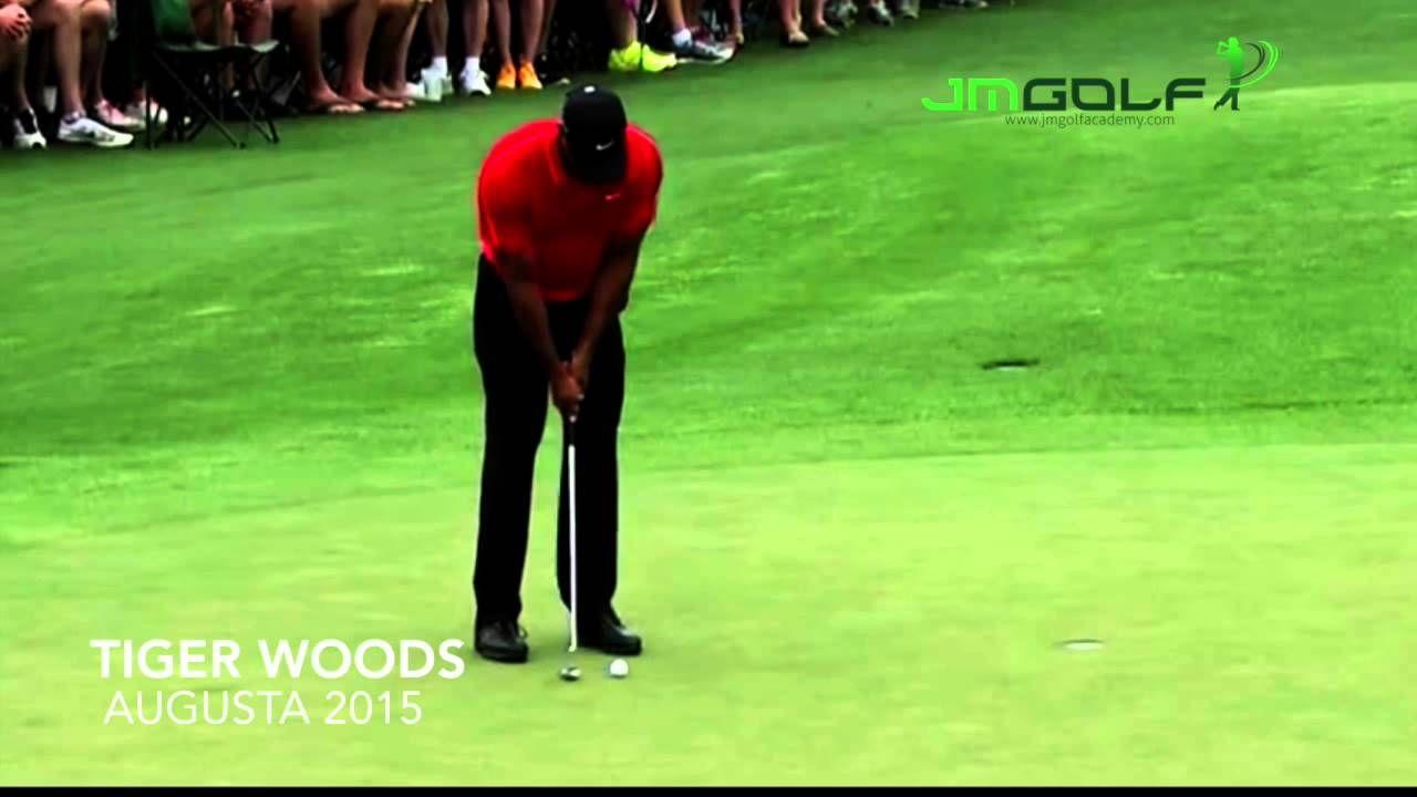 「ゴルフの幾何学」8.パットの幾何学 ②頭を動かすな